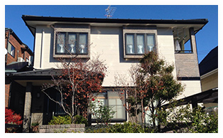 イメージ画像:家の外観
