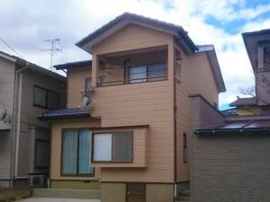 東区T様邸 外壁・屋根塗装 施工後の写真