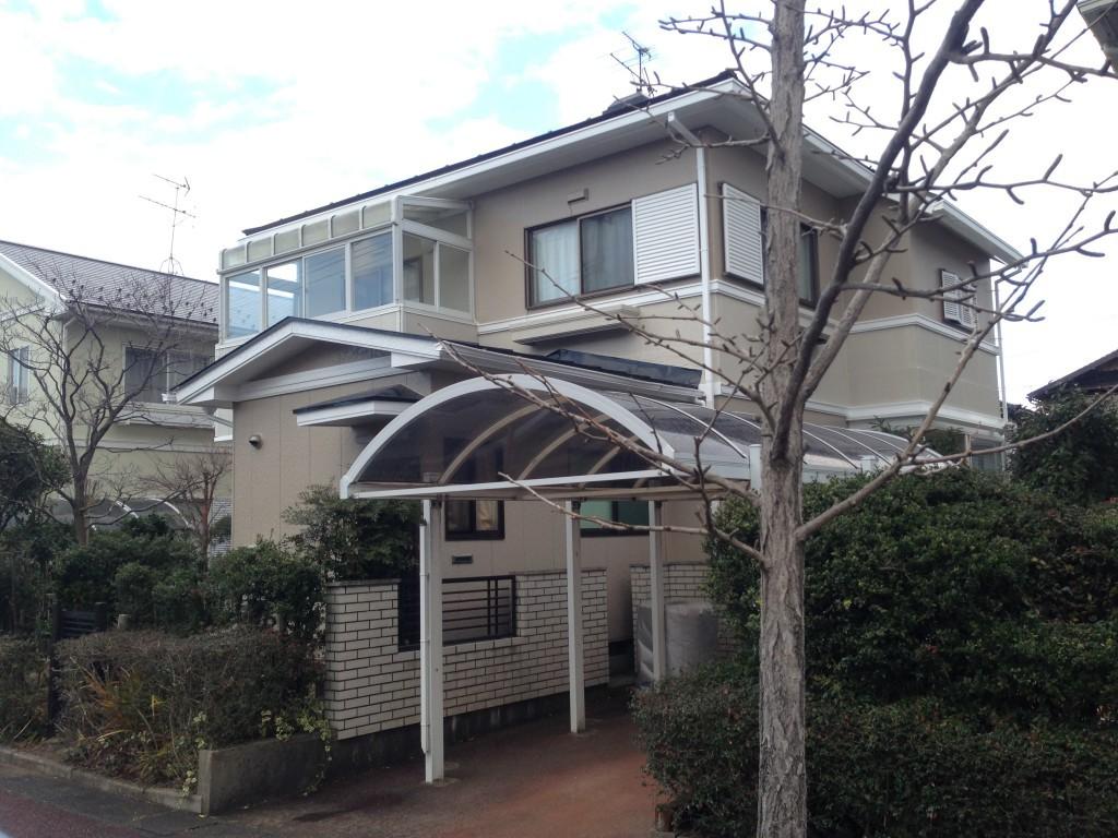 新潟市東区 T様邸 外壁塗装 使用塗料