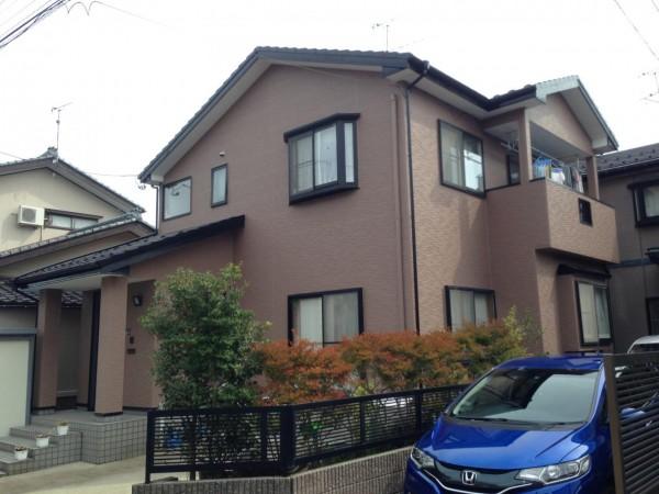 新潟市東区 i様邸 外壁塗装