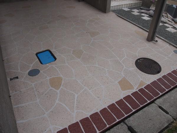 スプレーコンクリート