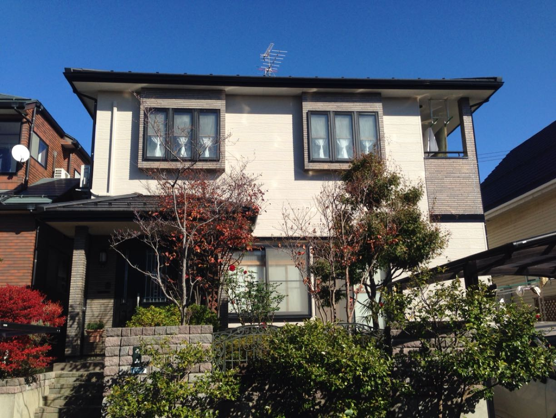 新潟 西区M様邸 外壁ハイドロテクトカラーコートプラン、施工後の写真