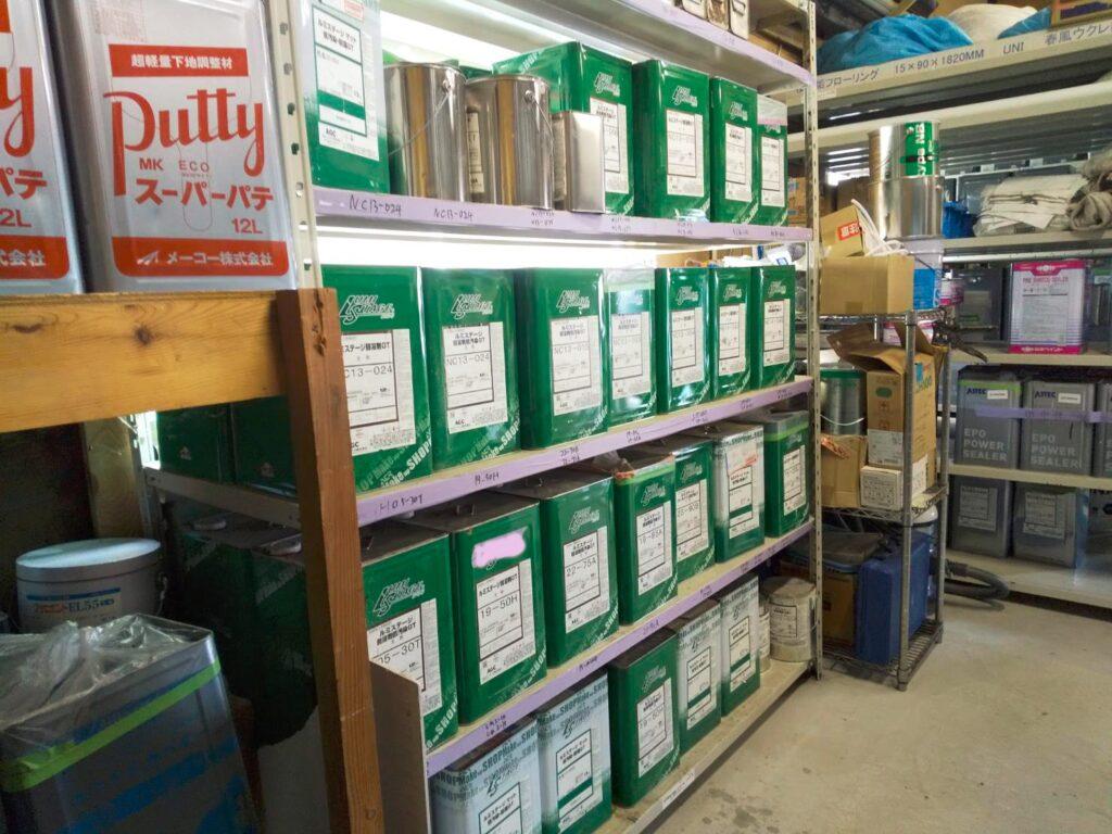 画像:株式会社 満天 倉庫内 環境整備4