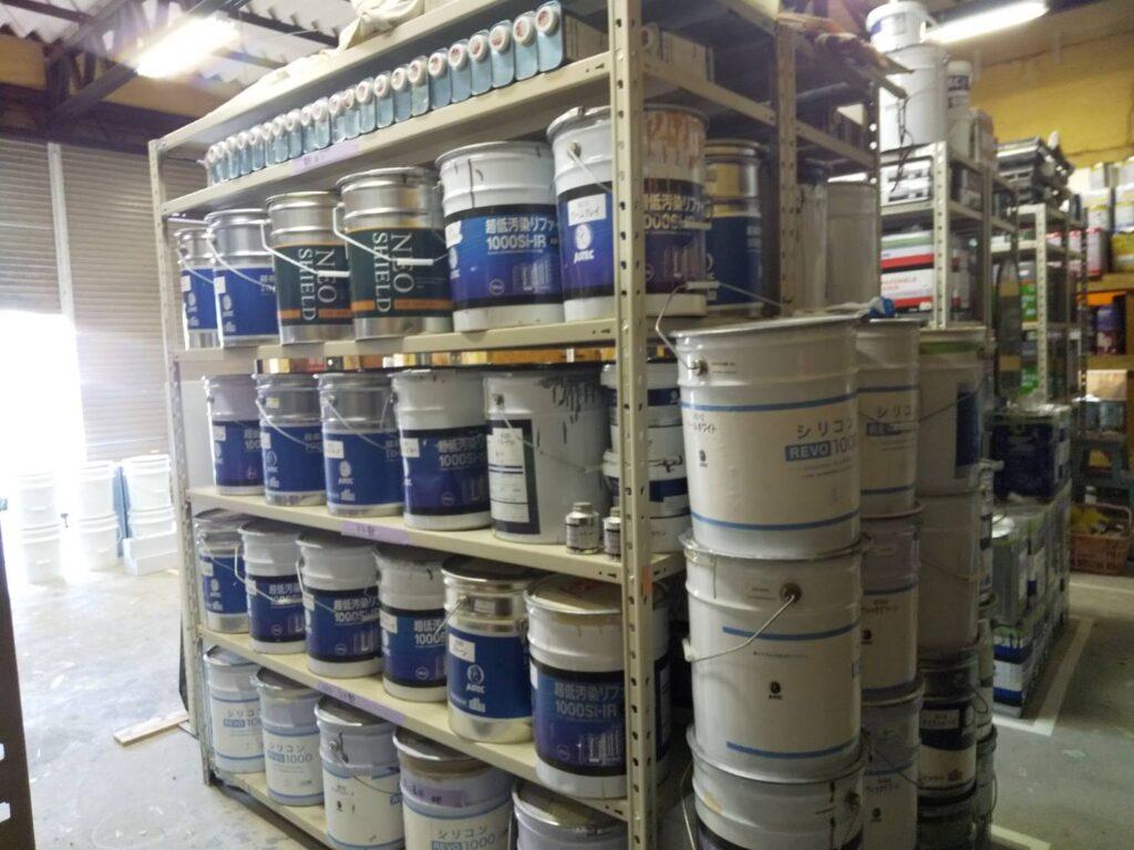 画像:株式会社 満天 倉庫内 環境整備2