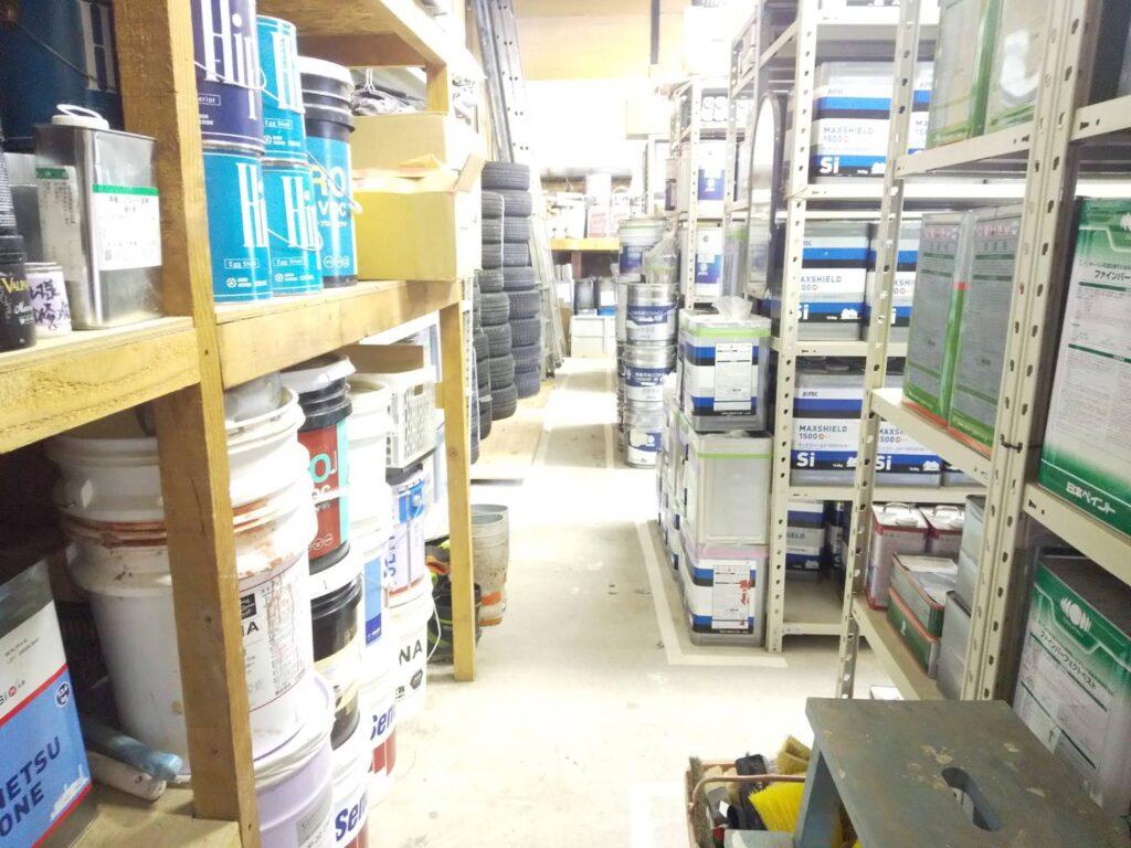 画像:株式会社 満天 倉庫内 環境整備3