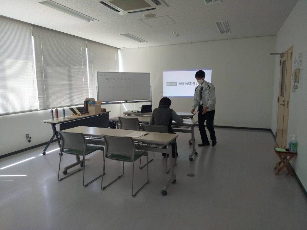 画像:4/27 亀田リフォームセミナー風景2