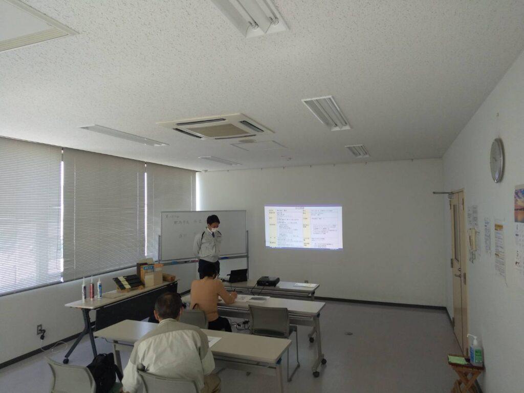 画像:4/27 亀田リフォームセミナー風景1